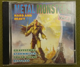 Сборник METAL MONSTERS vol.3
