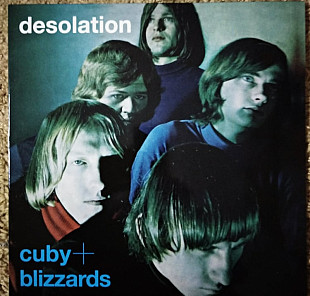 Cuby + Blizzards* ‎– Desolation NM\NM