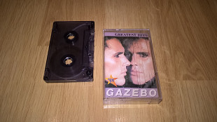 Gazebo (Greatest Hits) 1983-91. (MC). Кассета. NAC. Ukraine.