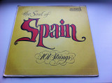 101 Strings ‎– The Soul Of Spain Vol. 1 Cuba 1958 (Latin, Classical) ЕХ/EX