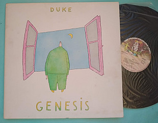 Genesis — Duke / Holland , m-/m-