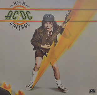 "AC/DC ""High Voltage "" GER.NM/NM"