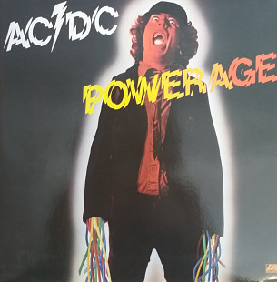 "AC/DC ""Powerage"" GER.NM/NM"