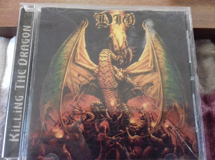 DIO .killing the dragon p2004 splitfire.Russia