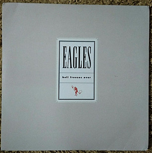 Eagles ‎– Hell Freezes Over EX\EX