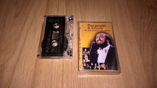 Luciano Pavarotti & Friend (For The Children) 1998. (MC). Кассета. Gold Lion. Ukraine
