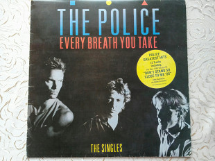 The Police ‎– Every Breath You Take (The Singles) EX/EX