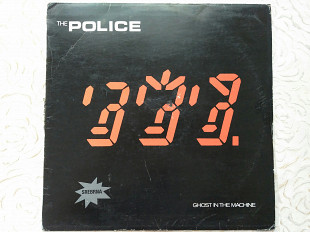 The Police ‎– Ghost In The Machine EX-/EX