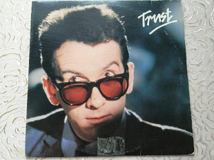 Elvis Costello And The Attractions* ‎– Trust EX+/NM-