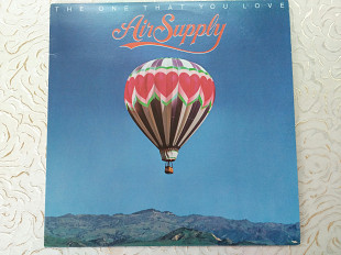 Air Supply ‎– The One That You Love NM-/EX+