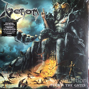 Venom ‎– Storm The Gates-