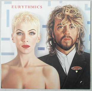 Eurythmics ‎– Revenge (A1-B1)