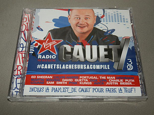 Virgin Radio Cauet slache sur sa compile 3CD