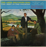 "The Ames Brothers ‎– ""The Ames Brothers Sing The Best In The Country"" (US 1959)"