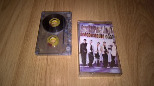 Backstreet Boys (Backstreet's Back) 1997. (MC). Кассета. Alfa Records. Ukraine.