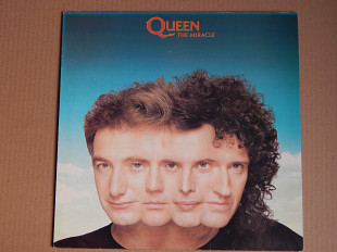 Queen ‎– The Miracle (Parlophone ‎– 7 92357 1, Holland) insert NM-/NM-