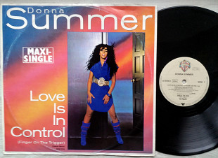 "Donna Summer - Love is control (Maxi12"")"