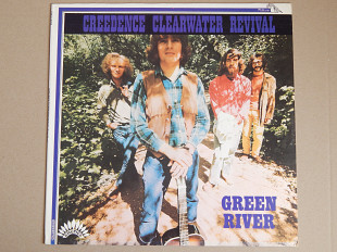 Creedence Clearwater Revival ‎– Green River (Fonit Cetra ‎– PL 431, Italy) NM-/NM-