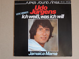 Udo Jürgens ‎– Ich Weiß, Was Ich Will (Long Version) / Jamaica Mama (Maxi-Single) EX+/EX+