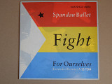 Spandau Ballet ‎– Fight For Ourselves (Extended Remix) (Maxi-Single) NM-/NM-