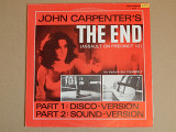 The Splash Band ‎– The End (Maxi-Single) EX+/EX+