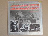 The Splash Band ‎– Die Klapperschlange (Escape From New York) (Maxi-Single) EX+/NM-