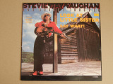 Stevie Ray Vaughan & Double Trouble ‎– Look At Little Sister/ Say What (Maxi-Single) NM-/NM-