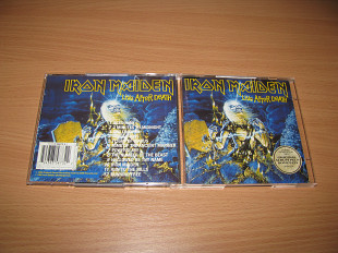 IRON MAIDEN - Live After Death (1995 EMI 2CD SET)