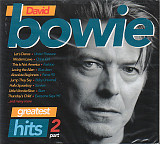 David Bowie ‎– Greatest Hits 2CD