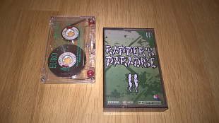 V.A. (Rapper's Paradise II) 1996. (MC). Кассета. Euro Records. Poland. Rap. Hip Hop.