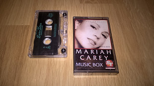 Mariah Carey (Music Box) 1993. (MC). Кассета. ST Records. Poland.