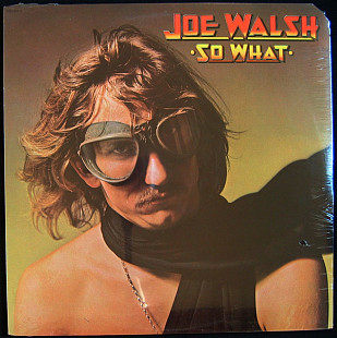 JOE WALSH (ex-Eagles , James Gang ) So What 1974 USA ABC\Dunhill EX\NM- OIS