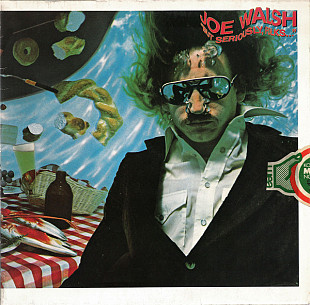 JOE WALSH (ex-Eagles , James Gang ) But Seriously, Folks… 1978 Ger Asylum NM-\NM- GF\OIS