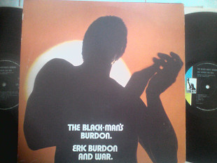 2Lp Eric Burdon & War ‎\ The Black-Man's Burdon 1970 UK