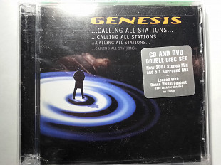Genesis – Calling All Stations (CD+DVD)
