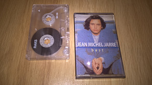 Jean Michael Jarre (Best) 1970-97. (MC). Кассета. ART. Ukraine.