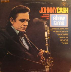 Johnny Cash And The Tennessee Two - Show Time (LP, Comp)