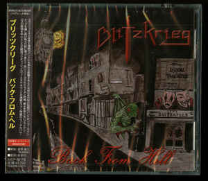Blitzkrieg-Back From Hell
