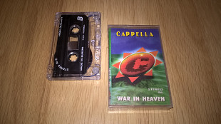 Cappella (War In Heaven) 1996. (MC). Кассета. Best Music. Poland. Techno.
