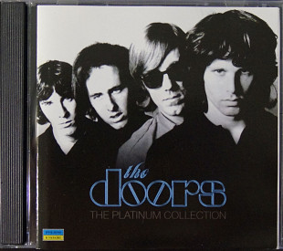 The Doors The Platinum collection
