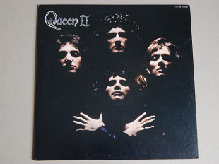 Queen ‎– Queen II (Elektra ‎– P-10119E, Japan) insert NM-/NM-