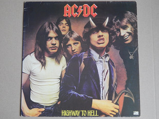 AC/DC ‎– Highway To Hell (Atlantic ‎– ATL 50 628, France) EX+/NM-
