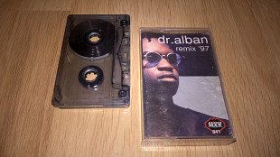 Dr. Alban (Remix 97) 1990-97. (MC). Кассета. Audio Max. Poland. Techno.