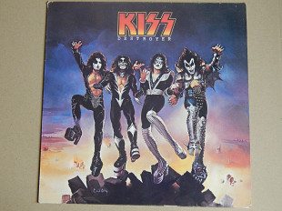 Kiss ‎– Destroyer (Casablanca ‎– 6399 064, UK) NM-/NM-