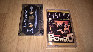 Pharao ‎ (There Is A Star. The Album) 1994. (MC). Кассета. Breston Studio. Белоруссия. Techno.