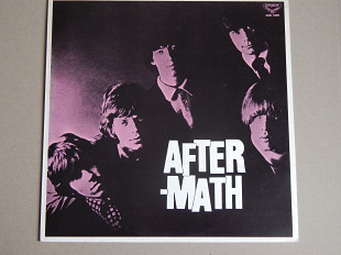 The Rolling Stones ‎– Aftermath (London Records ‎– GXD 1006, Japan) insert EX+/NM-