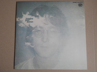 John Lennon ‎– Imagine (Apple Records ‎– EAS-80705, Japan) poster, 2 inserts NM-/NM-