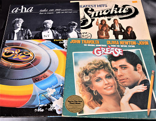 Smokiе, Electric Light Orchestra, a-ha , John Travolta,