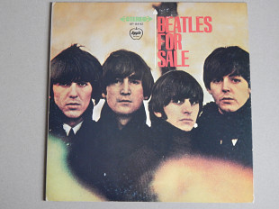 The Beatles ‎– Beatles For Sale (Apple Records ‎– AP-8442, Japan) insert NM-/NM-