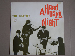The Beatles ‎– A Hard Day's Night (Apple Records ‎– AP-8147, Japan) insert NM-/NM-